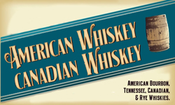Bourbon & Canadian Whiskey
