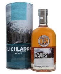 Bruichladdich Waves Single Malt Whisky 0,2 Liter