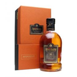 Aberfeldy 21 Jahre Single Malt Whisky 0,7 Liter