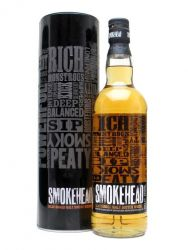 Ardbeg Islay Single Malt (Ohne Ardbeg auf Label) Smokehead 0,7 Liter