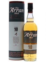 Arran 10 Jahre Single Malt Whisky 0,7 Liter