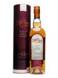 Arran 12 Jahre Single Malt Whisky 0,7 Liter