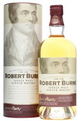 Arran Robert Burns Edition SINGLE MALT (43%) 0,7 Liter