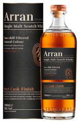 Arran Single Cask Port Cask Finish 0,7 Liter