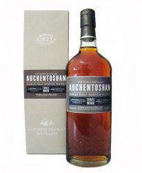 Auchentoshan Three Wood Single Malt Whisky 0,7 Liter