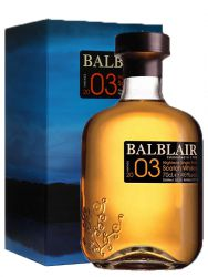 Balblair Vintage 2003 Single Malt Whisky 0,7 Liter
