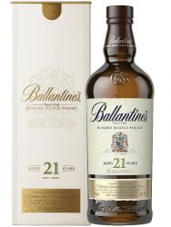 Ballantines 21 Jahre Blended Scotch Whisky