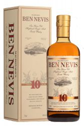 Ben Nevis 10 Jahre Single Malt Whisky 0,7 Liter