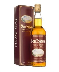 Ben Nevis Special Reserve Blended Scotch Whisky 0,7 Liter
