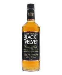 Black Velvet Canadian Whiskey 0,7 Liter