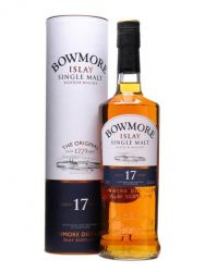 Bowmore 17 Jahre Islay Single Malt Whisky 0,7 Liter