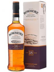 Bowmore 18 Jahre Islay Single Malt Whisky 0,7 Liter