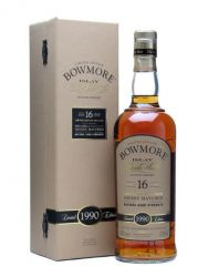 Bowmore 1990 16 Jahre Sherry Cask  Limited Edition 0,7 Liter