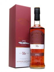 Bowmore 1992 16 Jahre Bordeaux Wine Cask Matured 0,7 Liter