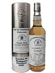 Bowmore 2002 The Un-Chillfiltered Collection Signatory 0,7 Liter