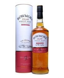 Bowmore Cask Strength Islay Single Malt Whisky 1,0 Liter