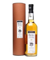 Brora 30 Jahre Natural Cask Strength Special Release 0,7 Liter