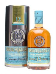 Bruichladdich 12 Jahre Single Malt Whisky 0,7 Liter