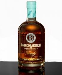 Bruichladdich 20 Jahre Third Edition Single Malt Whisky 0,7 Liter
