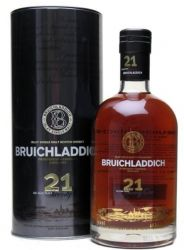 Bruichladdich 21 Jahre Islay Single Malt Whisky 0,7 Liter