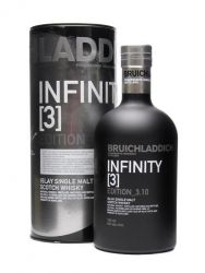 Bruichladdich Infinity (3rd Edition) Islay Single Malt Whisky 0,7 Liter