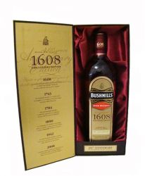 Bushmills 1608 400th Anniversary Edition 0,7 Liter