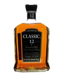 Canadian Club 12 Jahre Classic 1,0 Liter