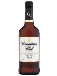 Canadian Club 6 Jahre Premium Barrel blended 0,7 Liter