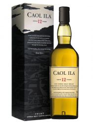 Caol Ila 12 Jahre Islay Single Malt Whisky 0,7 Liter