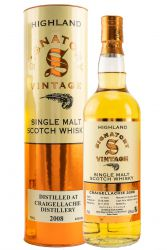 Craigellachie 2008 10 Jahre Vintage Collection Signatory 0,7 Liter