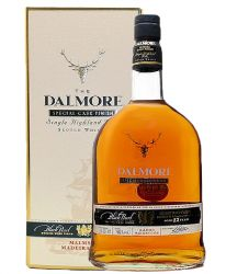 Dalmore 12 Jahre Black Pearl Madeira Wood Finish 1,0 Liter