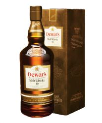 Dewar's 15 Jahre - Blended Highland Malt Whisky