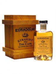 Edradour 1999 Sauternes Wood Finish 0,5 Liter in Holzkiste