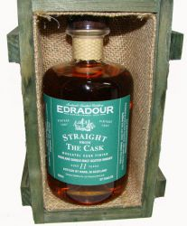 Edradour 1997 12 Jahre Moscatel Wood Finish in Holzkiste 0,7 Liter
