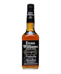 Evan Williams 7 Jahre Black Label Bourbon Whiskey 0,7 Liter