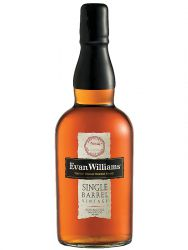 Evan Williams Single Barrel Bourbon Whisky 0,7 Liter