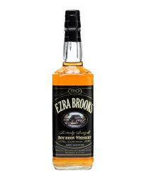 Ezra Brooks Black Label Sour Mash Bourbon 0,7 Liter