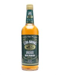 Ezra Brooks Green Label Sour Mash Bourbon 0,7 Liter