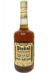 George Dickel No. 12  Yellow Label Bourbon Whiskey 1,0 Liter