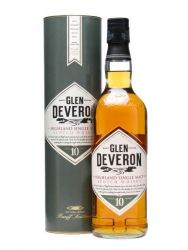Glen Deveron 10 Jahre Single Malt Whisky 0,7 Liter