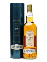 Glen Scotia 12 Jahre Single Malt Whisky 0,7 Liter