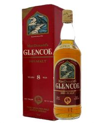 Glencoe 8 Jahre Blended Malt Whisky 5 cl