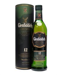 Glenfiddich 12 Jahre Single Malt Whisky 0,7 Liter