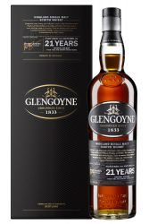 Glengoyne 21 Jahre Single Malt aus den Eastern Highlands 0,7 Liter
