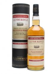 Glenmorangie Port Wood Finish - Single Malt Whisky 1,0 Liter