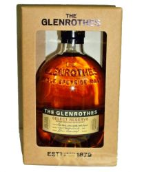 Glenrothes Select Reserve Single Malt Whisky 0,7 Liter