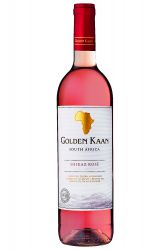 Golden Kaan Shiraz Rose 0,75 Liter