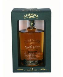 Greenore 15 Jahre Irish Single Grain Whiskey
