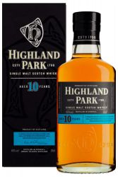 Highland Park 10 Jahre Single Malt Whisky Islands 0,35 Liter
