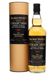 Highland Park 1988 Mac Phails Collection 43% 0,7 Liter